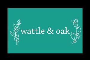 Somerville Plaza Wattle & Oak